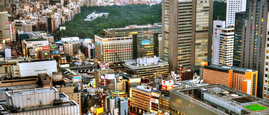 International Teaching - Cityscape